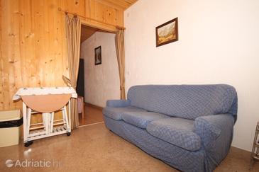 Fažana, Dining room u smještaju tipa studio-apartment.