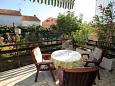 Terrace - Apartment A-7239-b - Apartments Valbandon (Fažana) - 7239