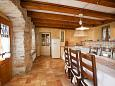 Dining room - House K-7247 - Vacation Rentals Trget (Raša) - 7247