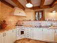 Kitchen - House K-7247 - Vacation Rentals Trget (Raša) - 7247