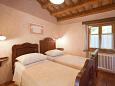 Bedroom 3 - House K-7247 - Vacation Rentals Trget (Raša) - 7247