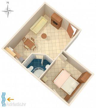 Apartment A-7302-c - Apartments Fažana (Fažana) - 7302