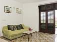 Mirca, Living room u smještaju tipa apartment, WIFI.