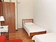 Bedroom 3 - Apartment A-732-b - Apartments Mirca (Brač) - 732