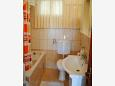 Bathroom 1 - Apartment A-733-a - Apartments Milna (Brač) - 733