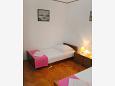 Milna, Bedroom 2 u smještaju tipa apartment, dopusteni kucni ljubimci i WIFI.