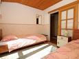 Bedroom 3 - House K-7363 - Vacation Rentals Presika (Labin) - 7363
