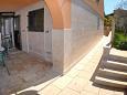 Štinjan, Terrace 1 u smještaju tipa apartment, dopusteni kucni ljubimci i WIFI.