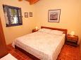 Bedroom 1 - House K-7372 - Vacation Rentals Rakovci (Središnja Istra) - 7372