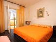 Bedroom - Studio flat AS-7380-c - Apartments Medulin (Medulin) - 7380