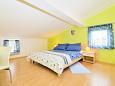 Poreč, Bedroom 1 u smještaju tipa apartment, WIFI.