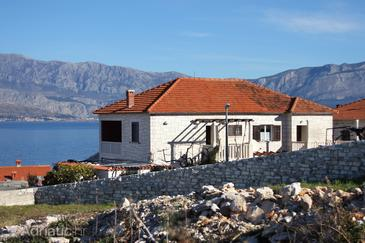 Property Postira (Brač) - Accommodation 740 - Apartments near sea with pebble beach.