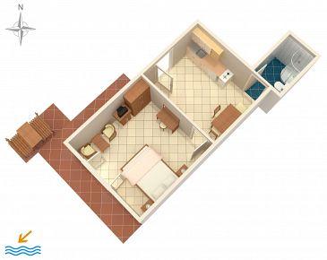 Apartament A-7410-b - Apartamenty Rabac (Labin) - 7410
