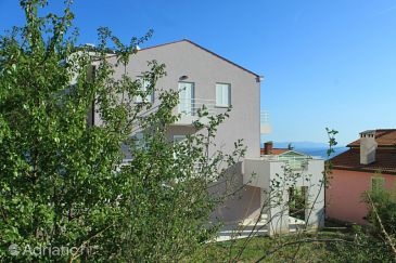 Property Rabac (Labin) - Accommodation 7430 - Apartments with pebble beach.
