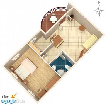 Apartment A-7431-b - Apartments Pula (Pula) - 7431