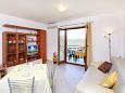 Living room - Apartment A-7446-a - Apartments Trget (Raša) - 7446