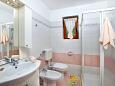 Bathroom - Apartment A-7446-a - Apartments Trget (Raša) - 7446