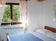 Sypialnia 1 - Dom K-7447 - Willa Kosovija (Središnja Istra) - 7447