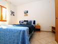 Bedroom - Apartment A-7450-b - Apartments Ravni (Labin) - 7450