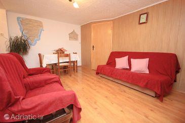 Štokovci, Living room u smještaju tipa apartment, dostupna klima i WIFI.
