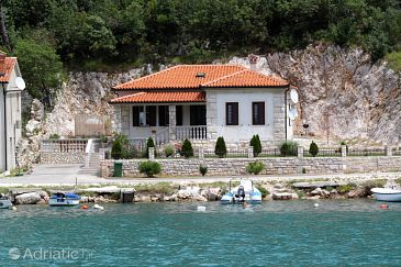 Property Plomin Luka (Labin) - Accommodation 7466 - Vacation Rentals near sea with pebble beach.