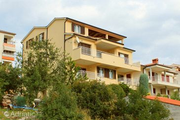 Property Rabac (Labin) - Accommodation 7473 - Apartments with pebble beach.