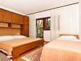Sypialnia 1 - Dom K-748 - Willa Slatine (Čiovo) - 748