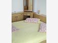 Mali Rat, Bedroom 1 u smještaju tipa apartment, dopusteni kucni ljubimci i WIFI.
