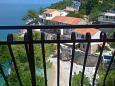 Balcony - view - Apartment A-7506-b - Apartments Uvala Pobij (Hvar) - 7506