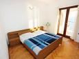 Bedroom - Studio flat AS-7523-b - Apartments and Rooms Pisak (Omiš) - 7523