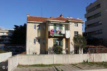 Property Split (Split) - Accommodation 7528 - Apartments with pebble beach.