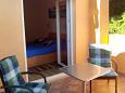 Balcony - Studio flat AS-7531-a - Apartments Sobra (Mljet) - 7531