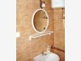 Bathroom - Studio flat AS-7531-a - Apartments Sobra (Mljet) - 7531