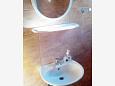 Bathroom - Studio flat AS-7531-b - Apartments Sobra (Mljet) - 7531