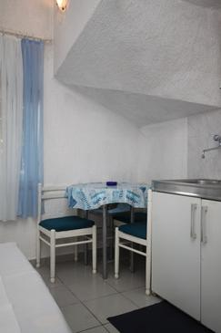Orij, Jadalnia u smještaju tipa studio-apartment, WIFI.