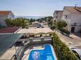 Balcony - view - House K-7539 - Vacation Rentals Podstrana (Split) - 7539