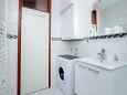 Bathroom - Apartment A-7540-a - Apartments Zatoglav (Rogoznica) - 7540