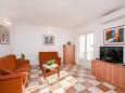 Living room - Apartment A-7540-b - Apartments Zatoglav (Rogoznica) - 7540