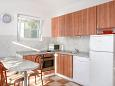 Kitchen - Apartment A-7540-b - Apartments Zatoglav (Rogoznica) - 7540