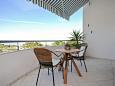 Sumpetar, Terrace 2 u smještaju tipa apartment, s pogledom na more, dopusteni kucni ljubimci i WIFI.