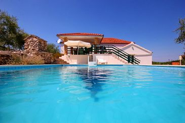 Property Gradina (Korčula) - Accommodation 7552 - Vacation Rentals with rocky beach.