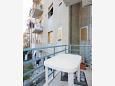Split, Balcony u smještaju tipa apartment, dopusteni kucni ljubimci i WIFI.