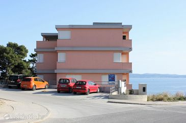 Property Split (Split) - Accommodation 7590 - Apartments with pebble beach.