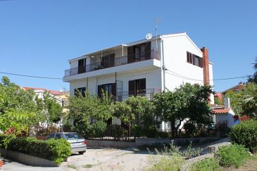 Property Vodice (Vodice) - Accommodation 7604 - Apartments with pebble beach.