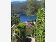 Courtyard Rabac (Labin) - Accommodation 7622 - Apartments with pebble beach.