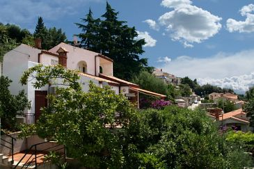 Property Rabac (Labin) - Accommodation 7629 - Apartments with pebble beach.