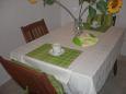 Puntinak, Dining room 2 u smještaju tipa house, dopusteni kucni ljubimci i WIFI.