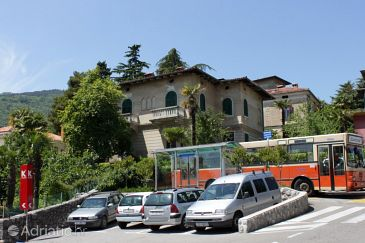 Property Lovran (Opatija) - Accommodation 7693 - Apartments with pebble beach.