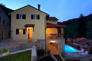 Property Lovranska Draga (Opatija) - Accommodation 7704 - Vacation Rentals in Croatia.