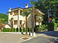 Property Oprič (Opatija) - Accommodation 7728 - Apartments with pebble beach.